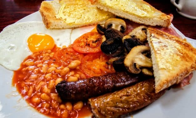 Looking for the perfect Full English on holiday? How about … England?