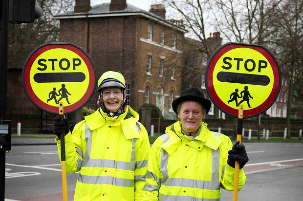POLICE CUTS: Southend lollipop men and women set to be given new powers in shake up.
