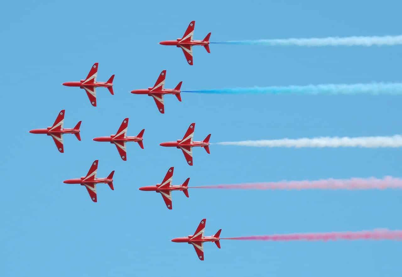 BREAKING: Southend AIRSHOW will go ahead this weekend