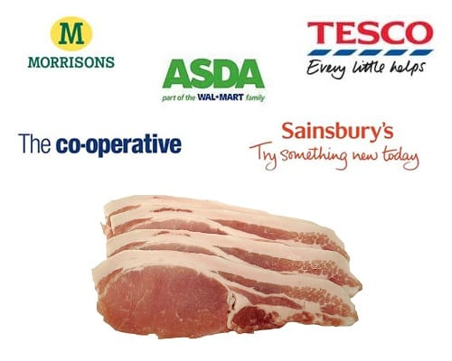 CARRIER BAG CHARGE LOOPHOLE: Essex supermarkets avoid 5p tax with bags made from 100% BACON.