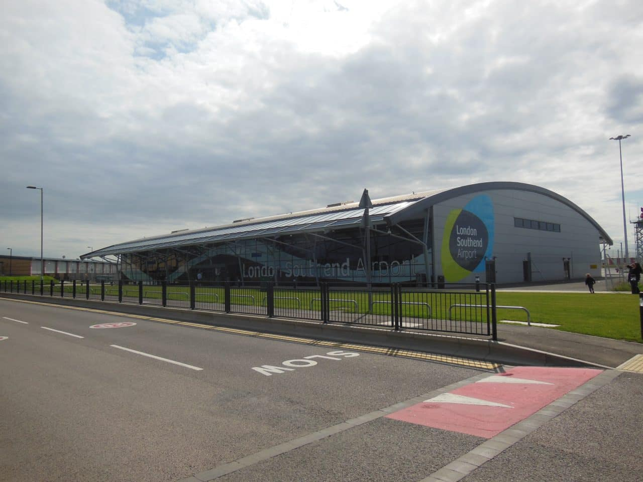 Southend Airport expanding due to unusually warm December weather