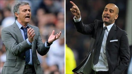 MOURINHO or GUARDIOLA? The race for the Roots Hall hot seat is on!