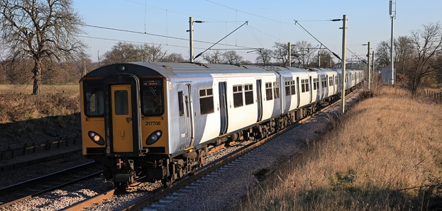 Greater Anglia customer cuts out the middleman and just throws five grand down the bog