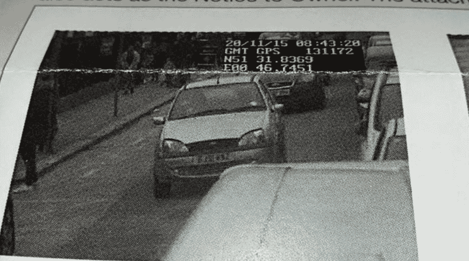 ANGER as motorist is fined by CCTV car in Shoeburyness while giving way to oncoming vehicle