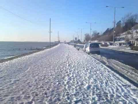 Southend Council takes out INJUNCTION to prevent snow falling in the area