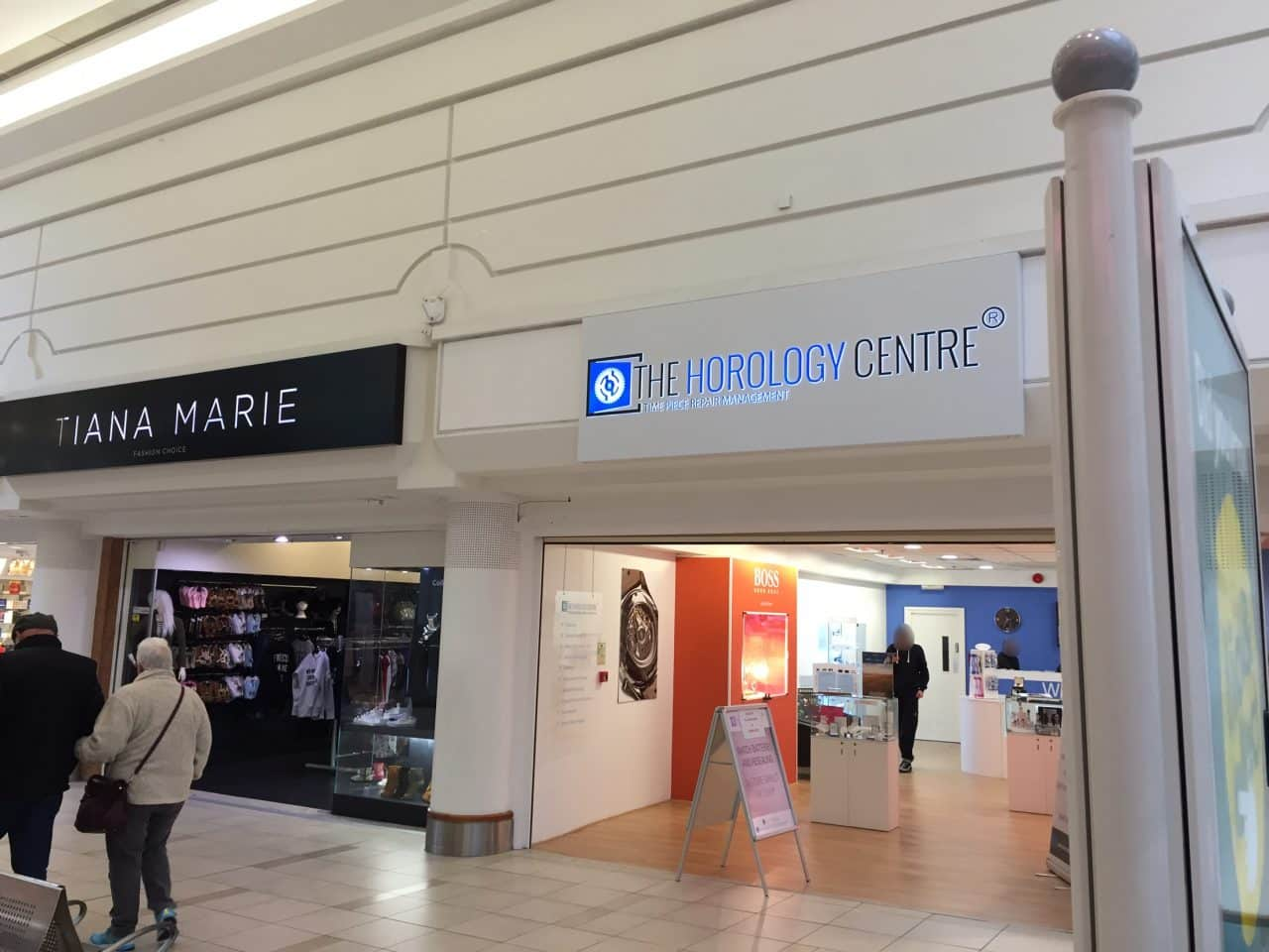 BASILDON UPROAR as The Horology Centre opens branch in Eastgate