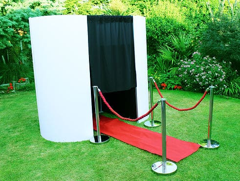 Southend Christmas party ends in disaster as couple are caught HAVING SEX in photo booth.