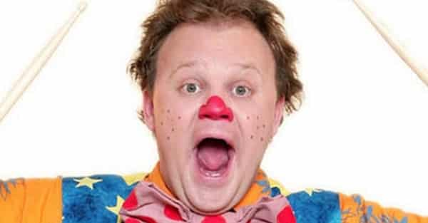 MR TUMBLE SUSPENDED by the BBC as he does not have a current CRB certificate