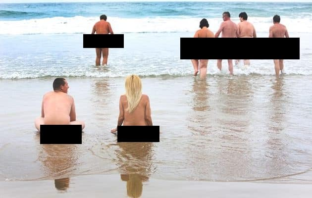 PARENTS' OUTRAGE over planned NUDIST BEACH next to Southend Seafront lagoon