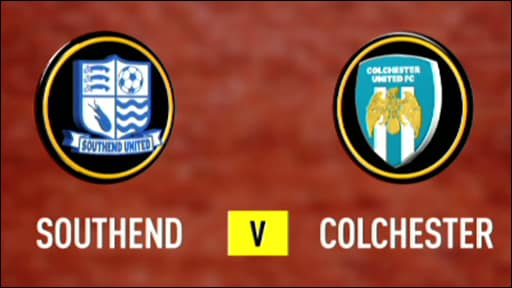 Authorities warn of 'TROUBLE' ahead of Southend – Colchester clash