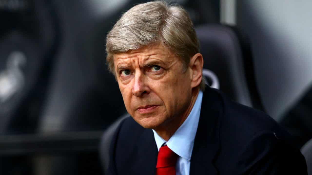 Arsenal board confirm Wenger won't be sacked until he consumes live puppy in centre circle