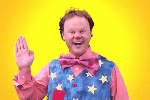 MR TUMBLE SUSPENDED after his CRB certificate expires