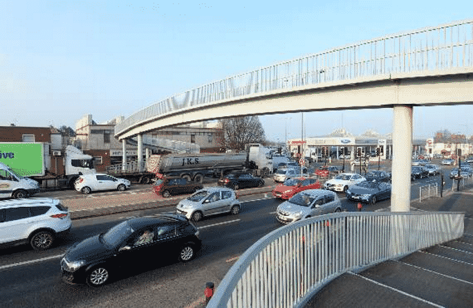 OUTRAGE as KENT ELMS bridge to be replaced with TOLL-BASED FOOTBRIDGE
