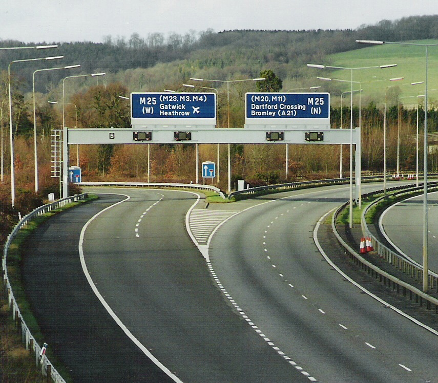 M25 closing for SEVEN DAYS in August for ULTIMATE ENDURANCE RACE