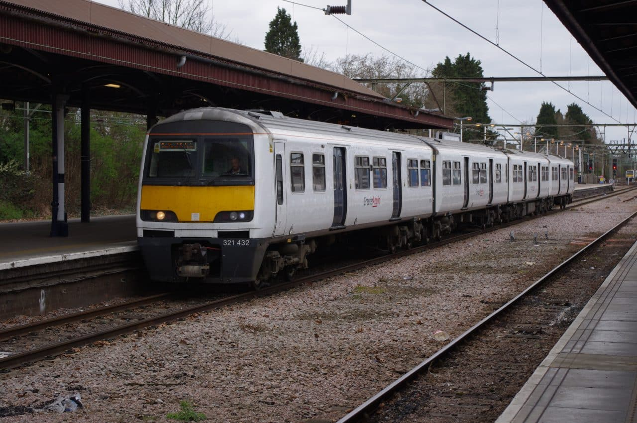 Greater Anglia boss SHOCKED to discover line between Shenfield and Southend Victoria