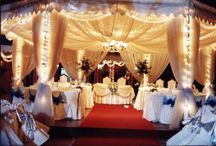 ANGER at Leigh couple who are selling PARTY UPGRADES to their wedding guests