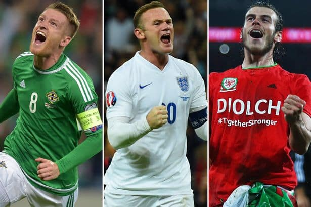 England, Wales and Northern Ireland ELIMINATED from Euro 2016 after BREXIT RULE BREACH