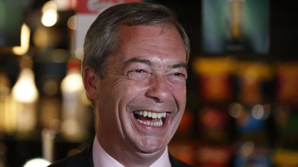 Bookies suspend betting on NIGEL FARAGE to become NEXT PRIME MINISTER
