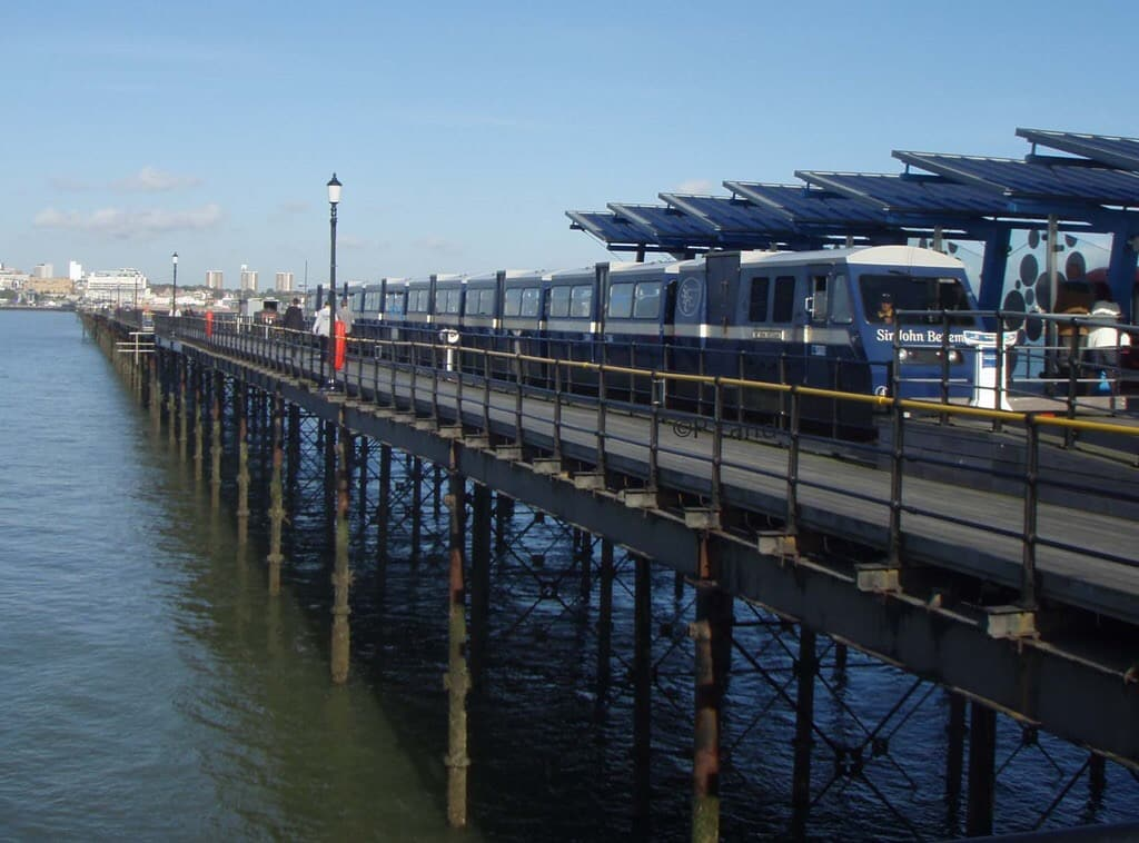 Will Southend Pier be FORCED TO MOVE after BREXIT vote?