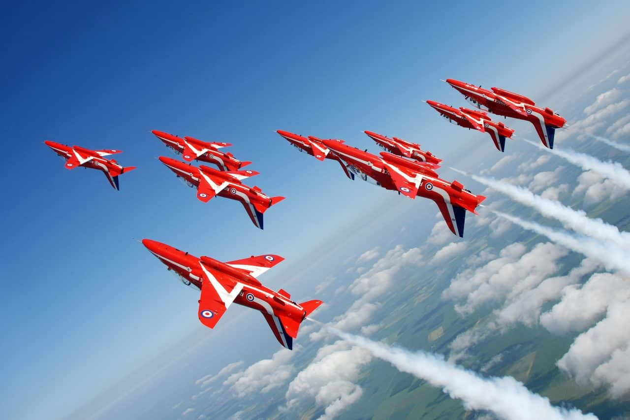 Southend tourism bosses announce 4-DAY AIRSHOW for 2017