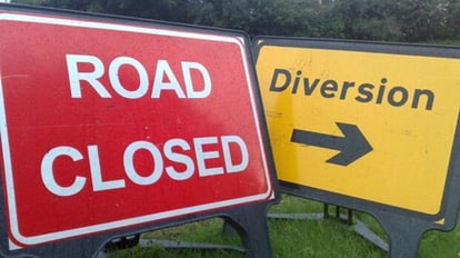 Major A127 access road closed for 18 WEEKS so town's GAS can be a bit GASSIER