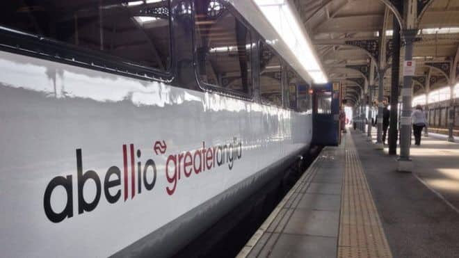 Embarassment for Abellio as they are forced to remove 'Greater' from franchise name