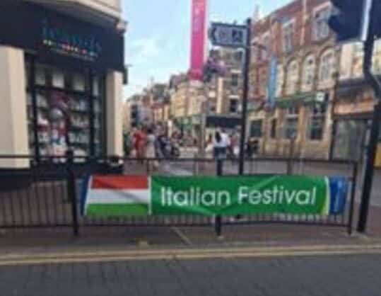 Local Italian community plans protest at Southend Italian Festival over 'DISGRACEFUL FLAG ERROR'