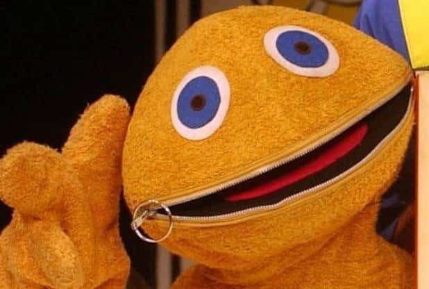 ZIPPY questioned by detectives over 'historic offences'