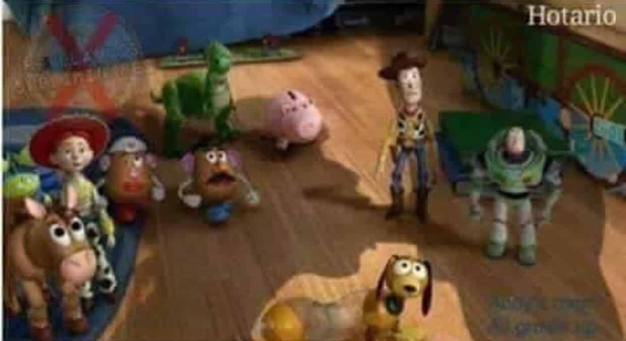 Toy Story DVDs recalled after child discovers HIDDEN ORAL SEX IMAGE