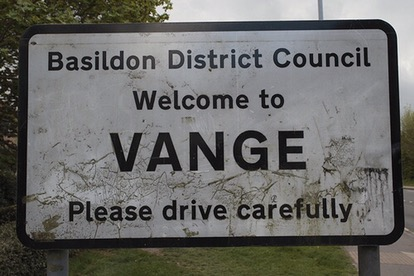 OUTRAGED VANGE RESIDENTS demand new name that doesn't sound like lady's 'rude area'