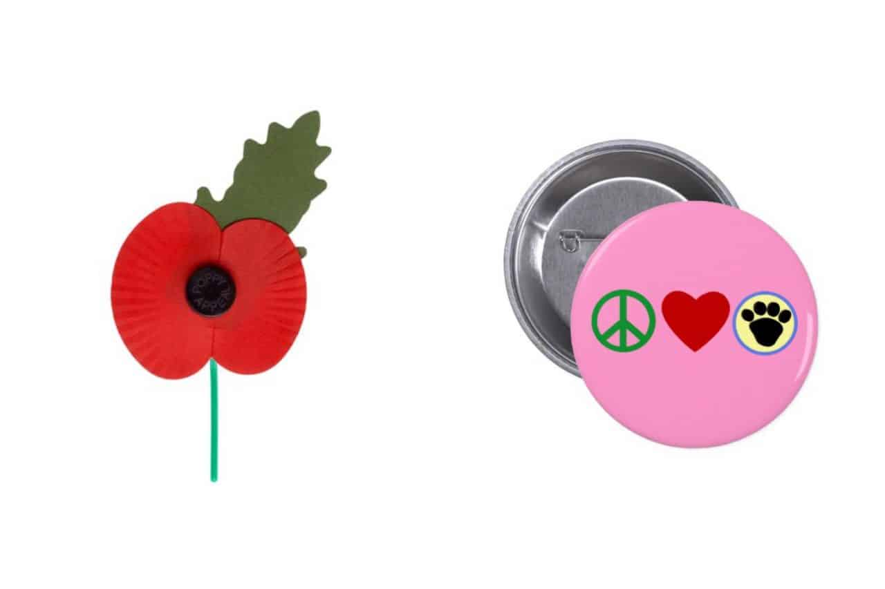 Veterans OUTRAGED as school BANS POPPIES and replaces them with 'Peace Puppies'