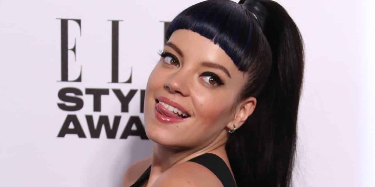 British government apologises to the world for LILY ALLEN