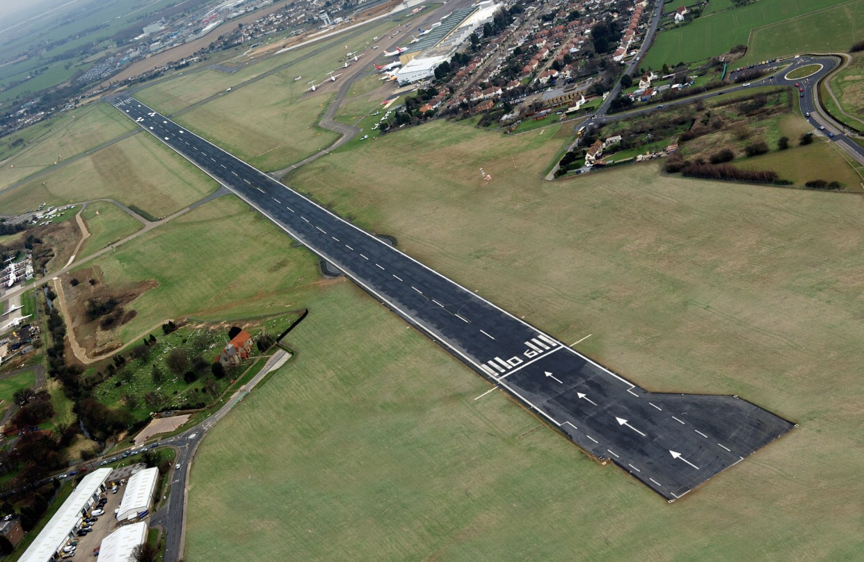 Secret Tory plans revealed for RUNWAY EXPANSION at Southend Airport after Heathrow Backlash