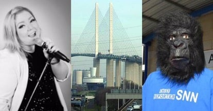 Our song about how s**t the Dartford Crossing is hits the charts on 2nd Dec!