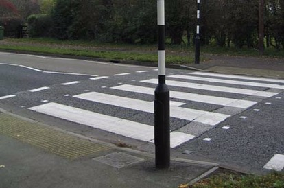 Mums with buggies start SUPPORT GROUP at end of a Zebra Crossing
