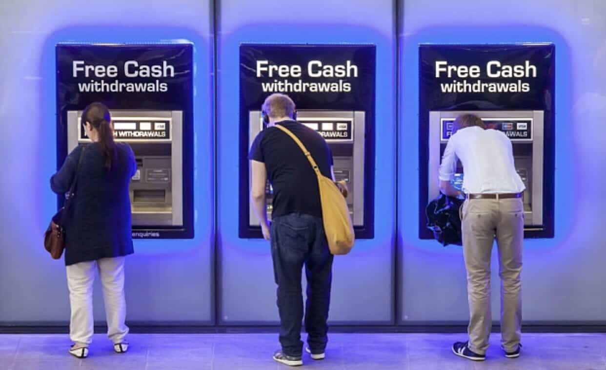 OUTRAGE after 'free cash machine' takes identical amount out of bank accounts