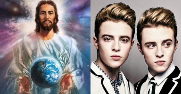 God confirms that CRAP 2016 is humanity's punishment for JEDWARD