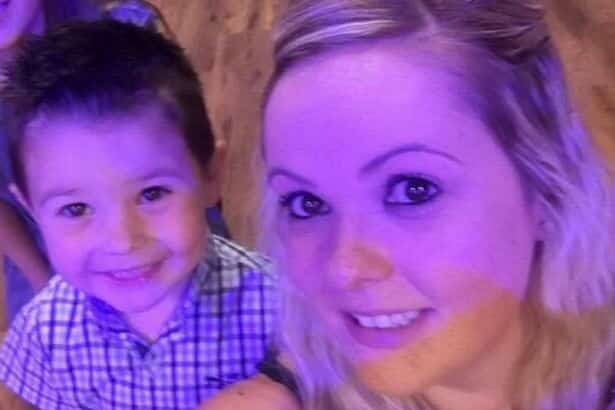 Furious boy LOGAN complains to mum for giving him a STUPID BLOODY NAME