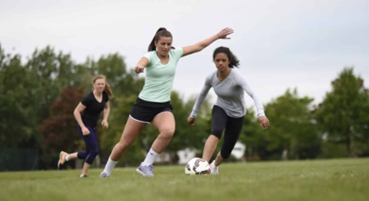 FA proposes PERIOD BREAKS to boost girls' participation in football
