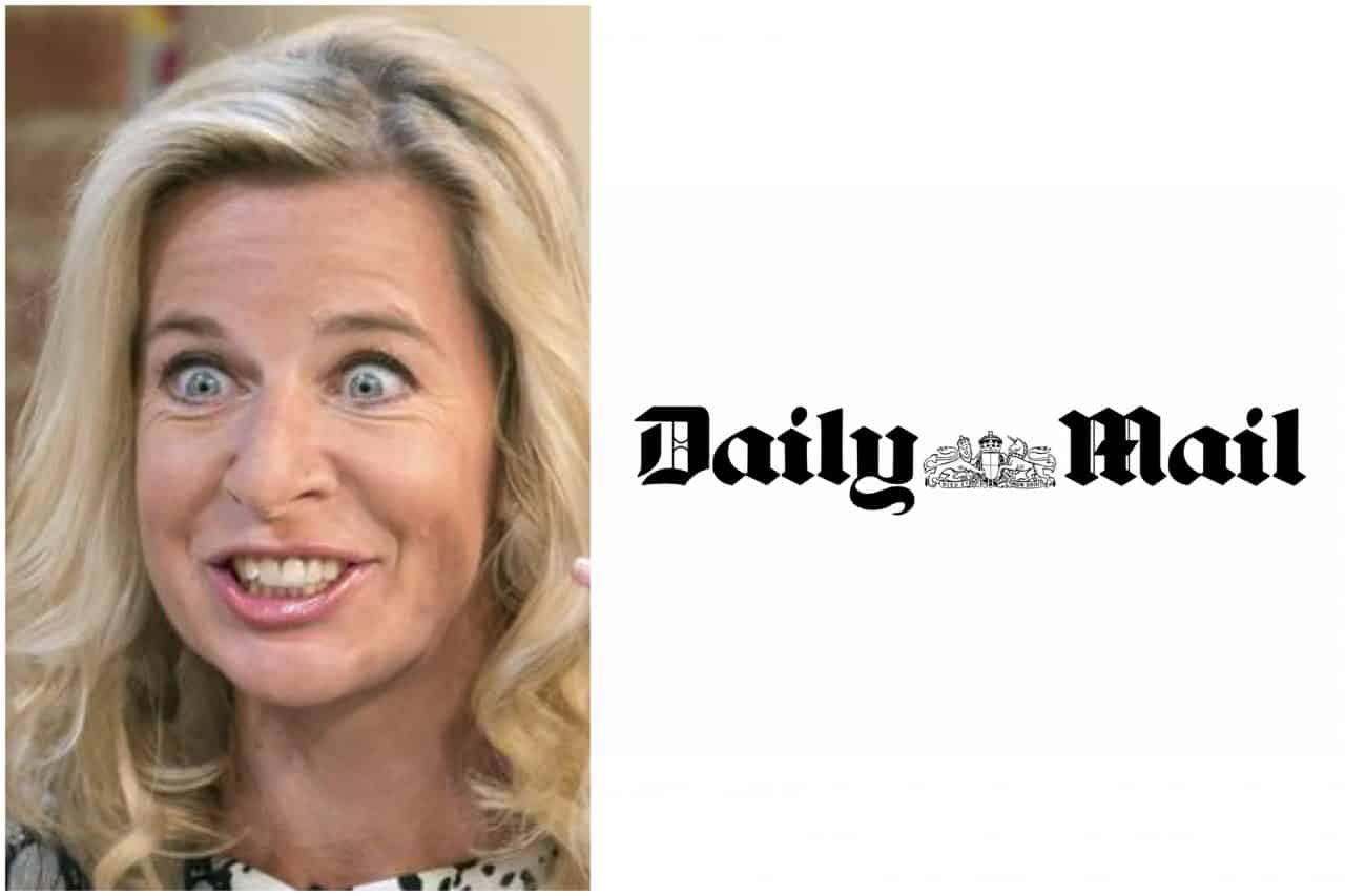 Katie Hopkins and The Daily Mail are having a TERRIBLE day. Let's make it worse!