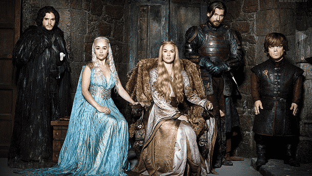 Game of Thrones CANCELLED over copyright lawsuit from The Vatican