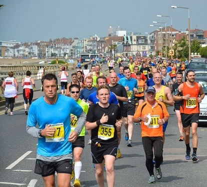 STATEMENT: Southend News Network RETURNS / Southend Marathon 2017