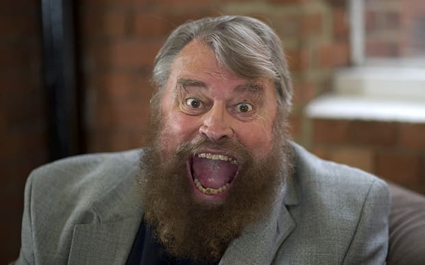 Brian Blessed relishing UNIQUE OPPORTUNITY to play 'psychotic, screaming lunatic with beard' in new role