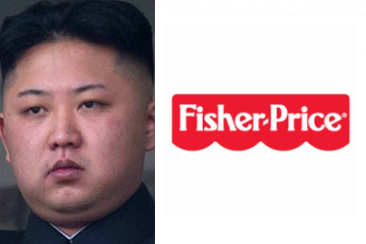 North Korea drops FISHER PRICE as its official missile manufacturer