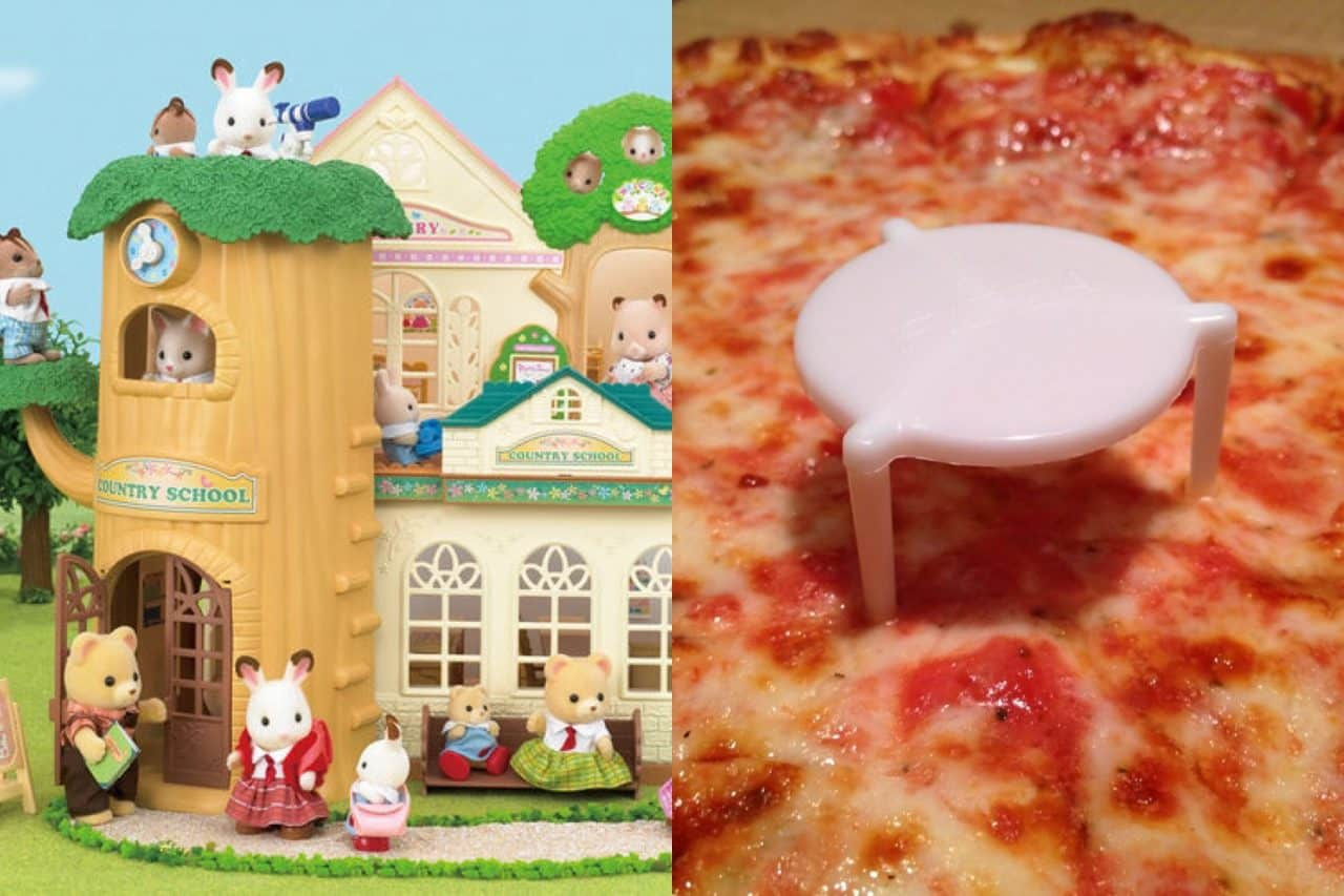 Britain's SECRET SHAME as pizza boom leads to MASSIVE TABLE SHORTAGE in Sylvania