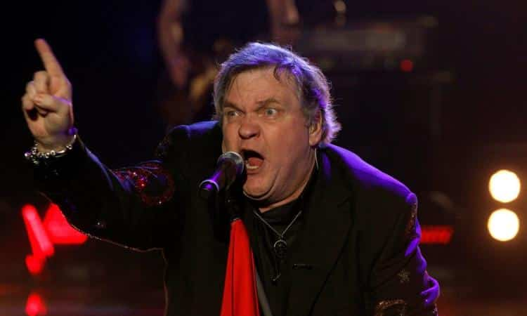 Meatloaf confirms 'that' was spending ten minutes in Southend