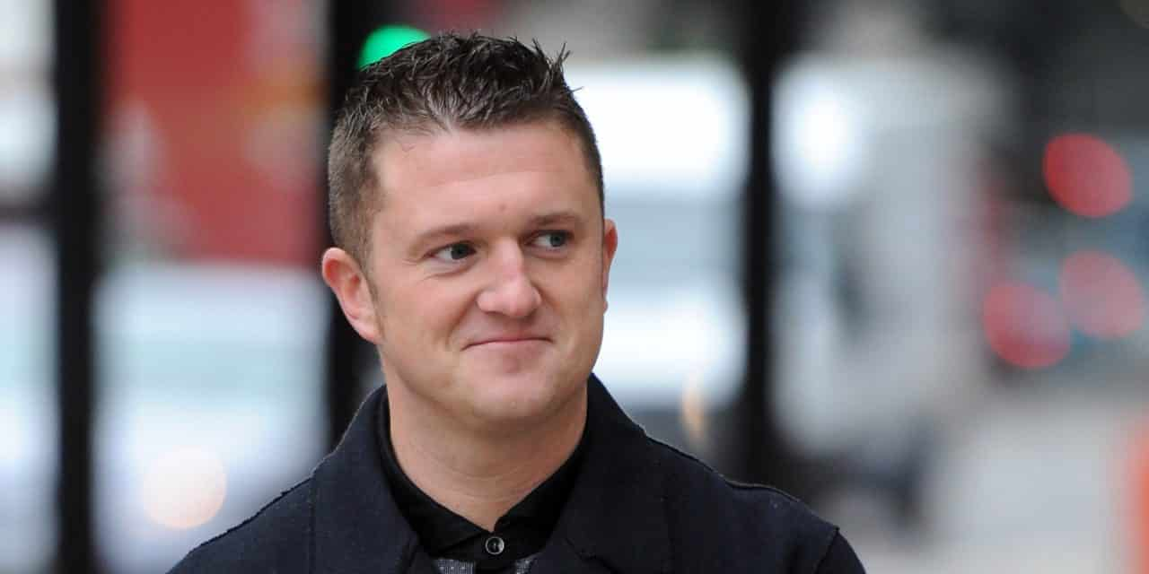 OFFICIAL STATEMENT: Tommy Robinson Legal Fees Fundraising Appeal