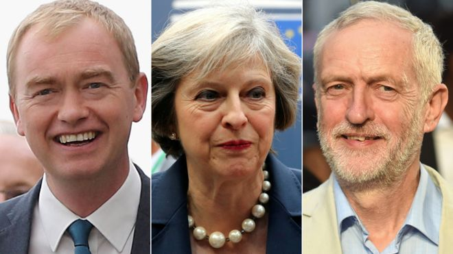 Our GENERAL ELECTION opinion poll results – 71.3k Corbyn, 20.9k May, 2.8k Farron