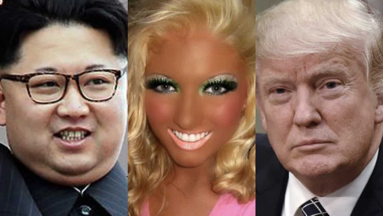 Study reveals average Essex girl's make up able to WITHSTAND NUCLEAR BLAST