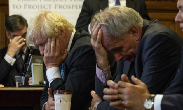 Here's what happened at the moment when top Brexiteers realised it was all complete bollocks